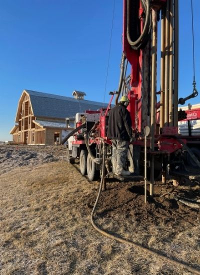 Licensed Well Drilling