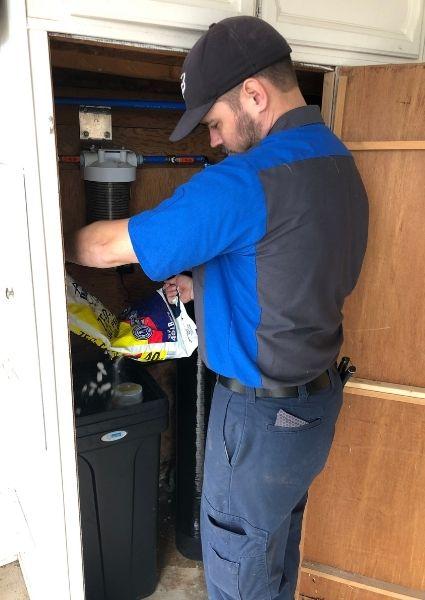 Water Treatment System Maintenance