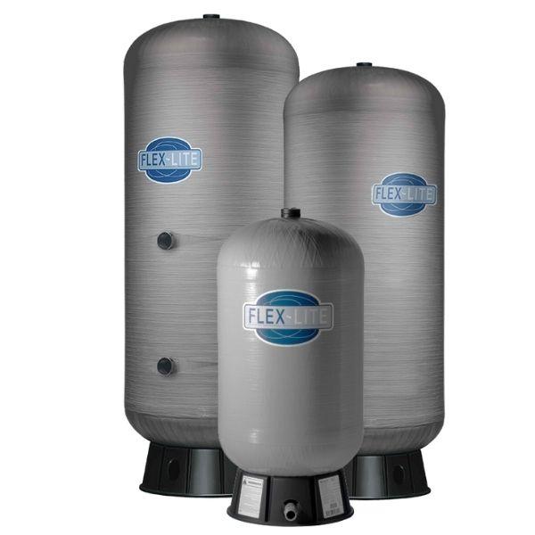 Well fiberglass tanks