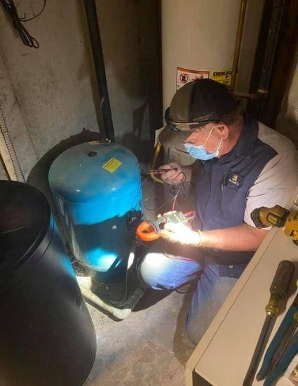 pressure tank replacement e