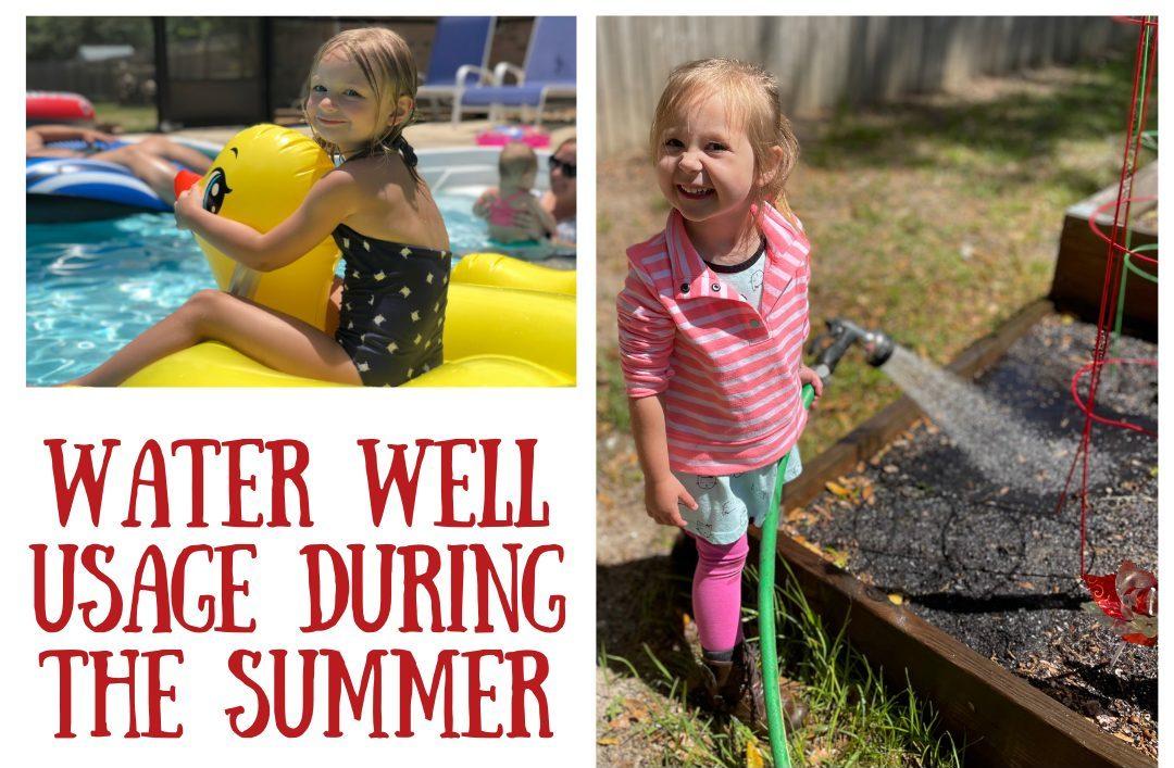 Water Well Summer