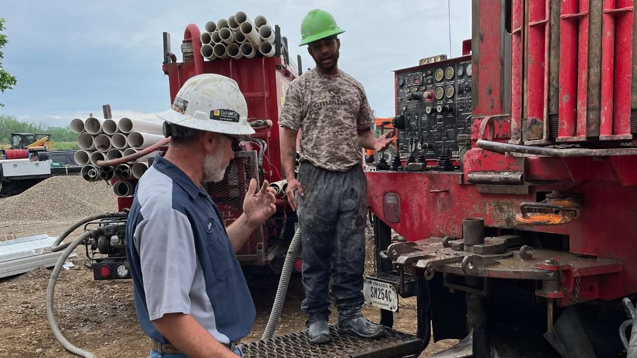 Drill a Well